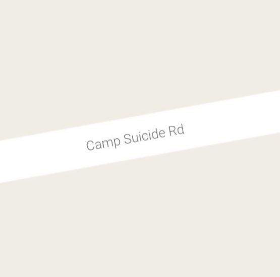 White - Camp Suicide Rd