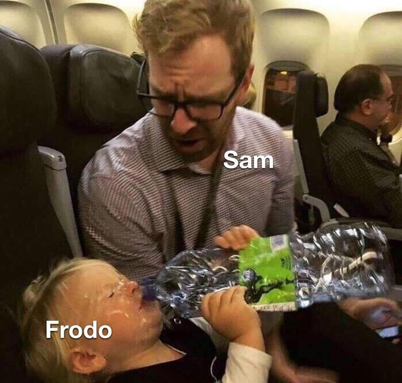 Arm - Sam Frodo