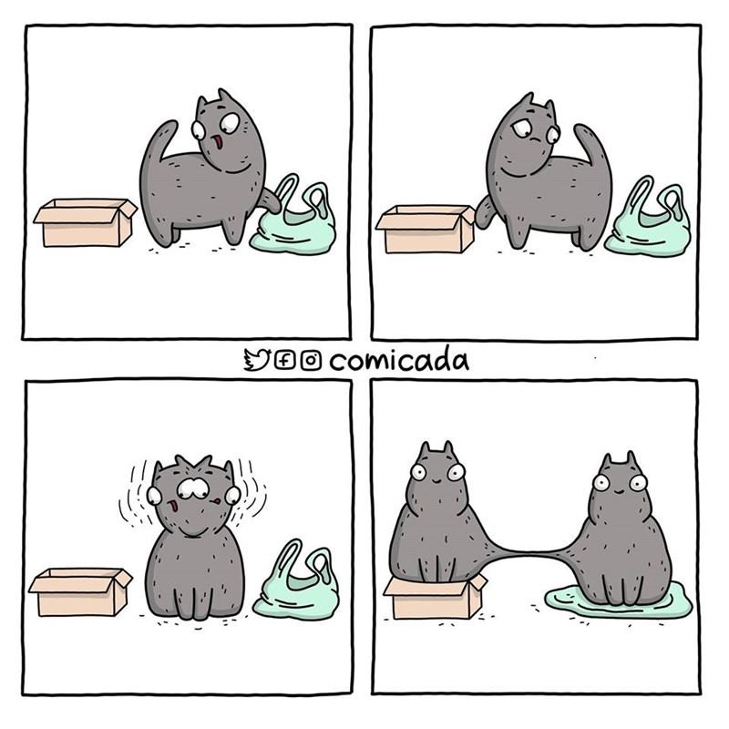 Cartoon - yOo comicada