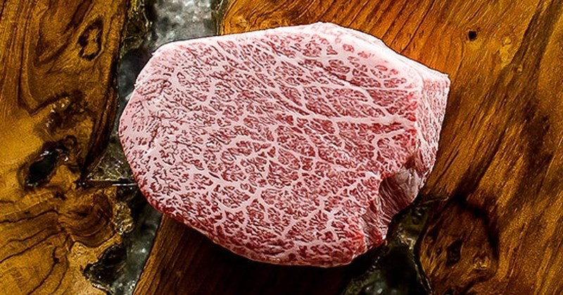 Trying the worlds rarest and most expensive steak the Olive Wagyu from Japan
