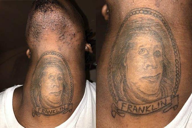 Tattoo - FRANKLIN ERANKLIN