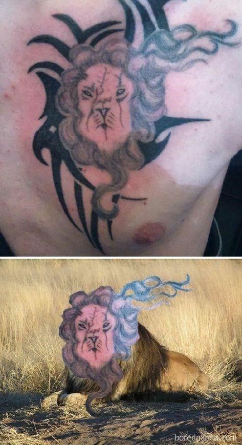 Tattoo - boredpanda tom