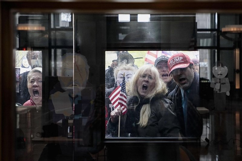Display window - TRUMP