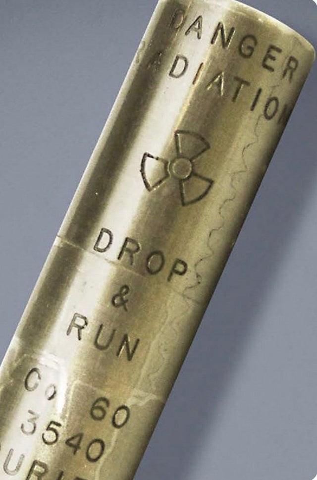 Metal - DANGER DIATIO DROP RUN CO 60 3540 UR