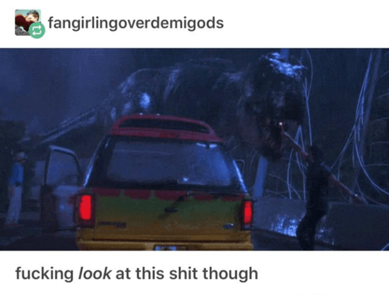 Car - fangirlingoverdemigods fucking look at this shit though