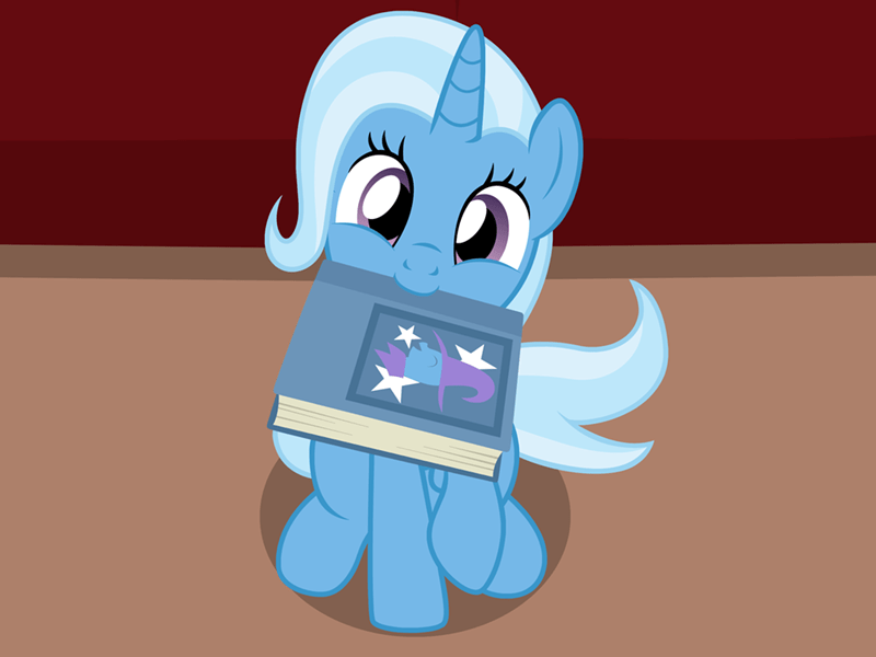 badumsquish the great and powerful trixie - 9472640512