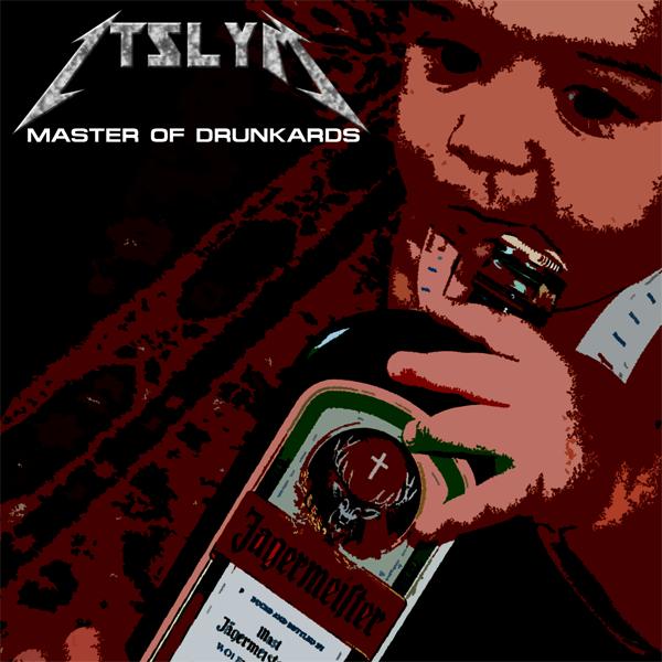 Alcohol - {TELY MASTER OF DRUNKARDS Jagermeiter Mast Jägermerst