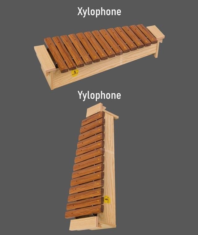Wood - Xylophone Yylophone