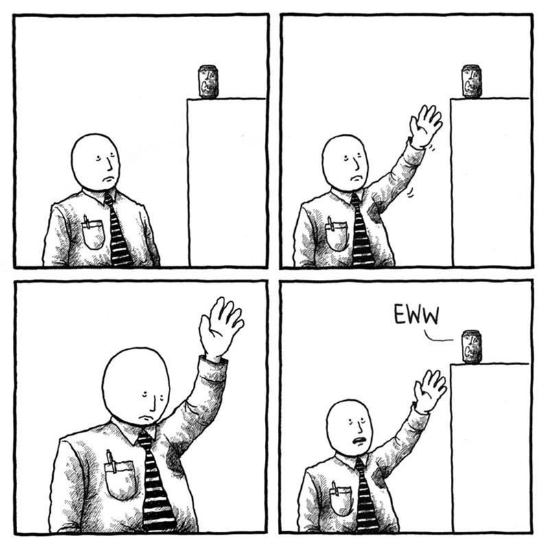 Cartoon - EWW