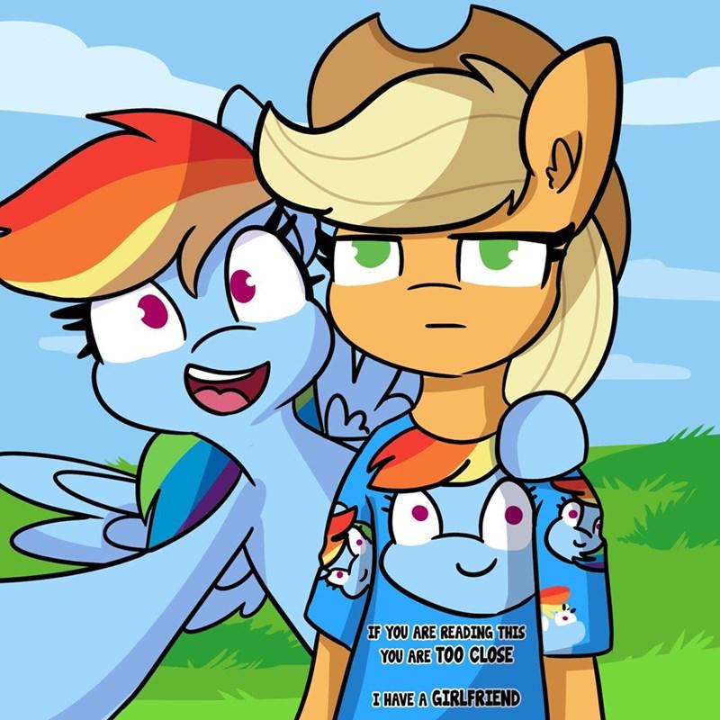 shipping applejack tj pones rainbow dash - 9475214080