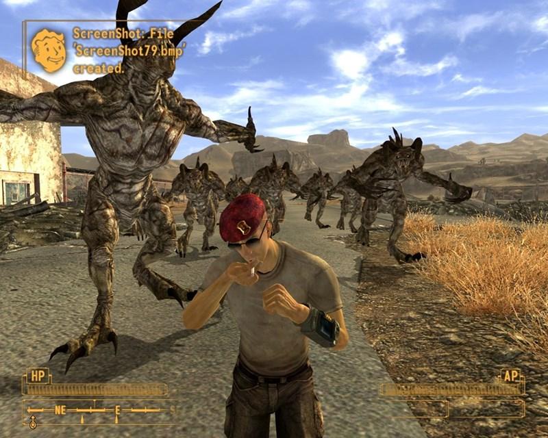 Action-adventure game - ScreenShot: File SereenShot79.bmp created. HP AP