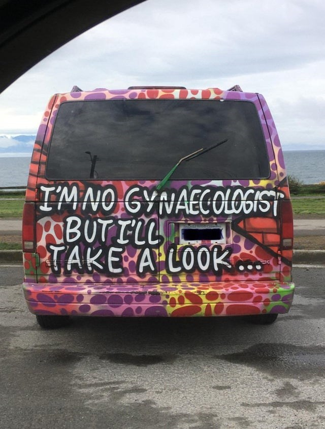 Motor vehicle - IM NO GYNAECOLOGIST KBUT ILL TAKE A LOOK..