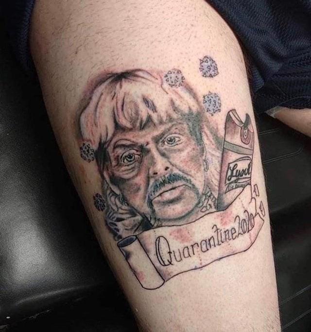 Tattoo - Cuaranitaelit
