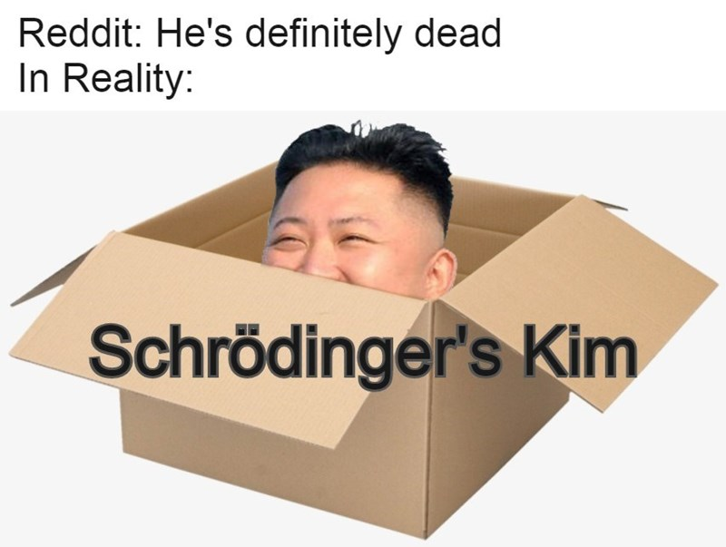Rumors Of Kim Jong Un S Death Have Sparked Some Particularly