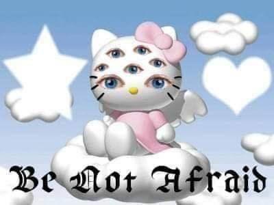 Cartoon - Be Not Afraid