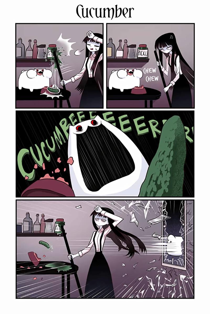 Cartoon - Cartoon - (ucumber |PiСKи (HEW (HEW CUCUMBS