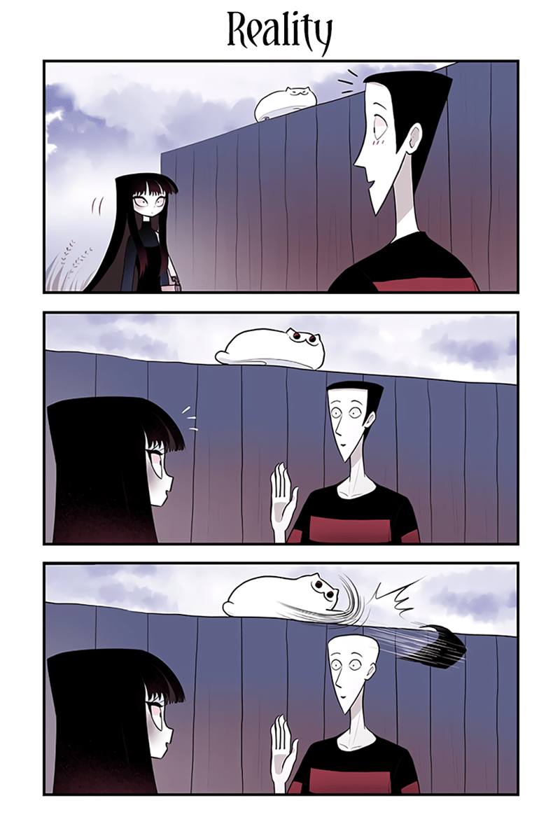 Cartoon - Reality ()