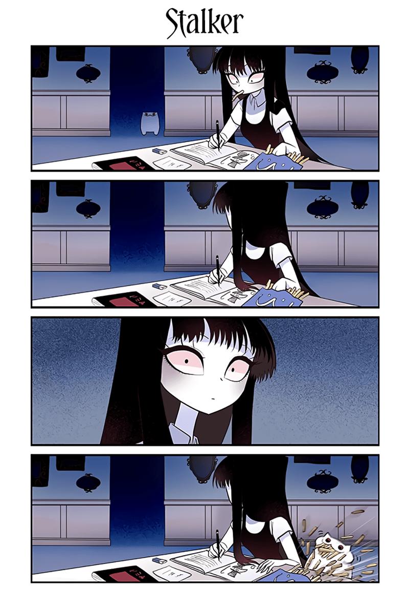 Cartoon - Stalker