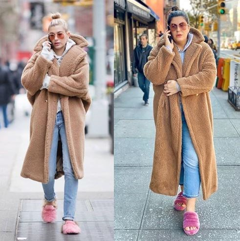 Street fashion - France&S