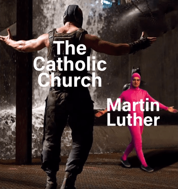 Dance - The Catholic Church Martin Luther