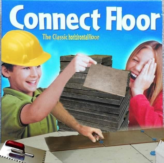 Engineering - Connect Floor r The Classic horizirontal Floor