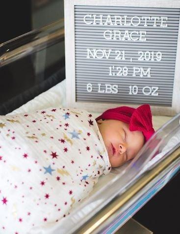 Child - CHARLOTTE GRACE NOV 21, 2019 28 PM 6 LBS 10 OZ