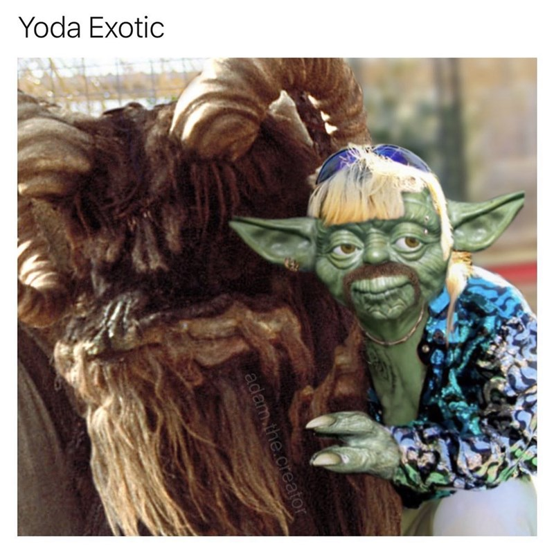 Yoda - Yoda Exotic adam.the.creator