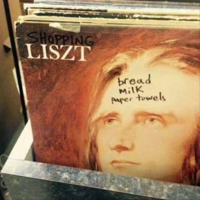 Text - SHOPPING LISZT bread Milk Paper towels
