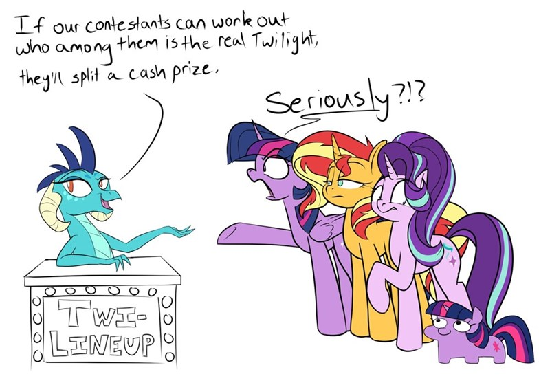 starlight glimmer twilight sparkle rocket-lawnchair sunset shimmer princess ember - 9481371392