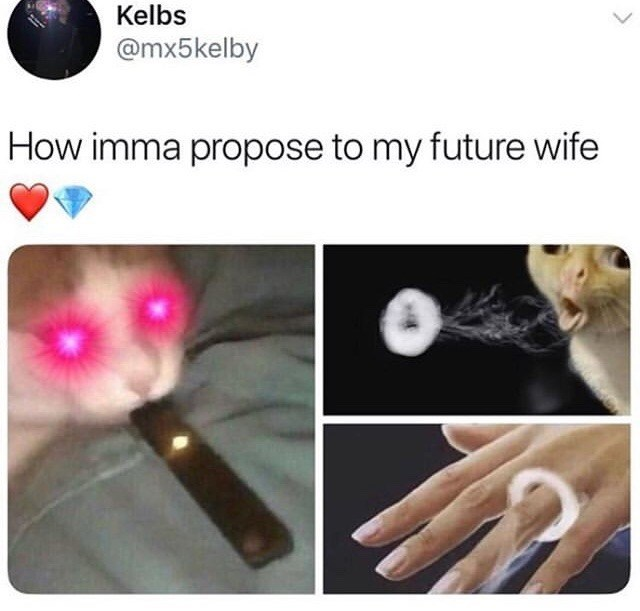Nose - Kelbs @mx5kelby How imma propose to my future wife