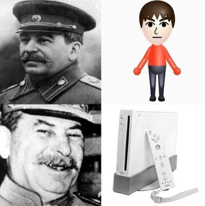 Cartoon - Wii