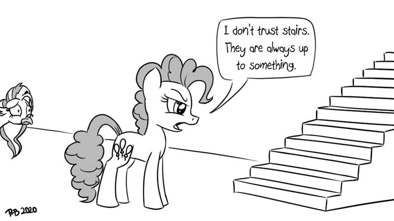 silverstream pony-berserker puns pinkie pie hippogriff - 9482002944