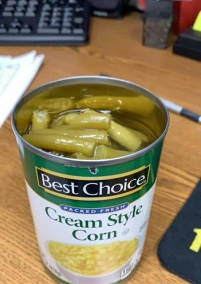 Food - Best Choice CACKED FRESH Cream Style Corn