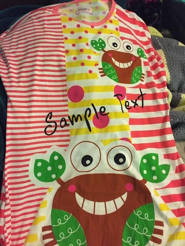 Textile - NINT'S Sample Texi