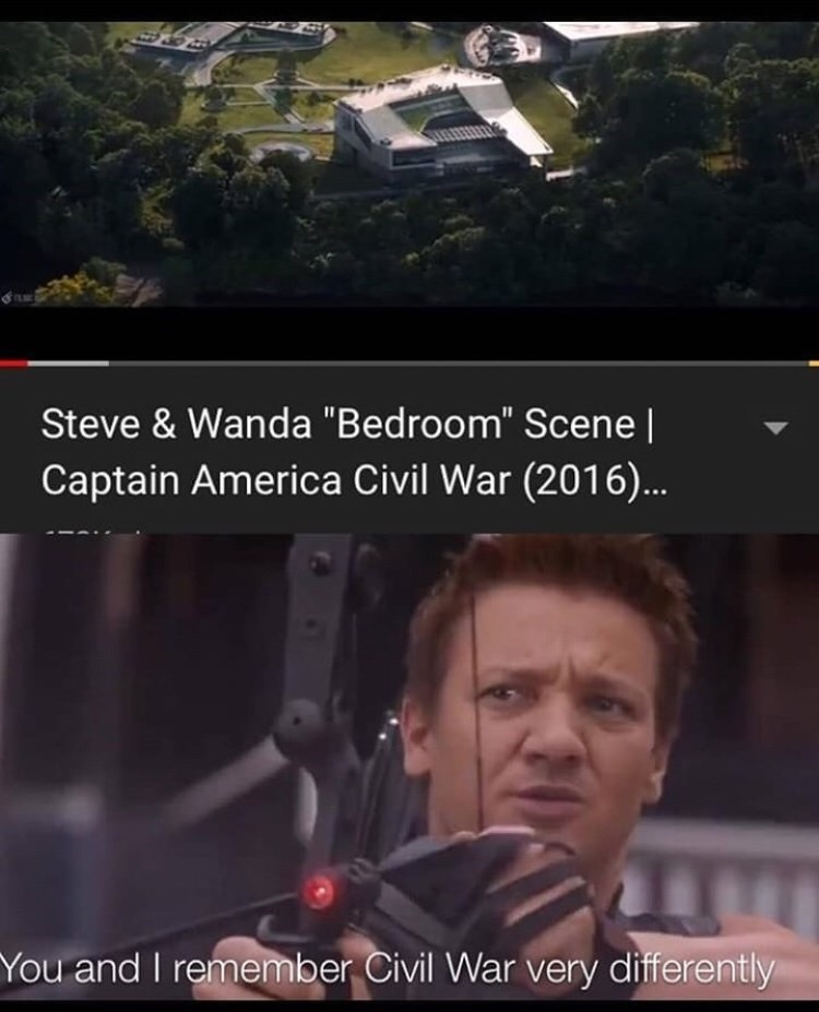 "Photo caption - Steve & Wanda ""Bedroom"" Scene 
