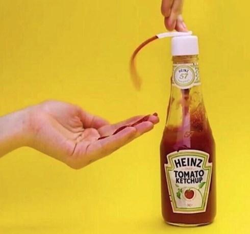 Bottle - INI HEINZ TOMATO KETCHUP
