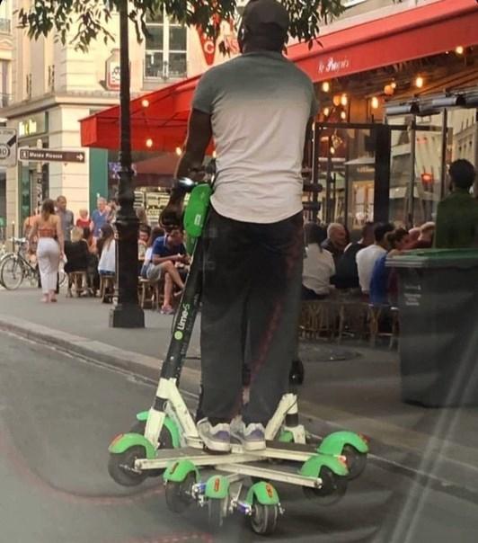Mode of transport