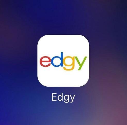 Logo - edgy Edgy