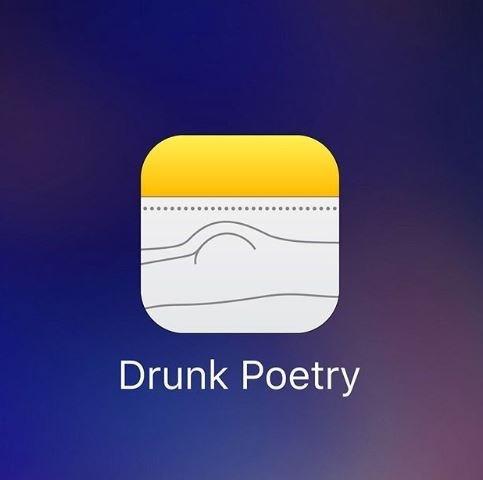 Logo - Drunk Poetry