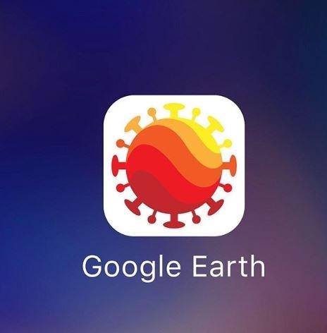Logo - Google Earth
