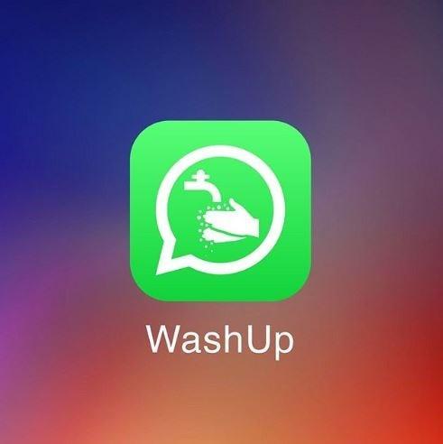 Green - WashUp