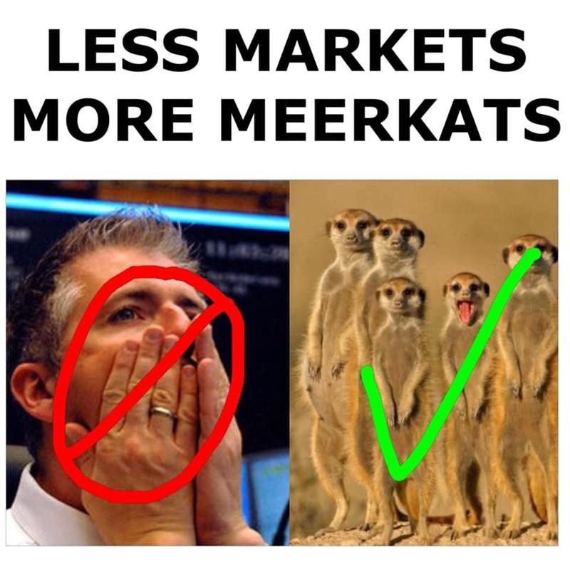 Nose - LESS MARKETS MORE MEERKATS