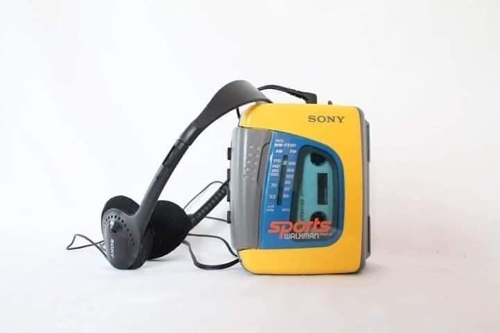 Technology - SONY Sports WALKMAN SONY