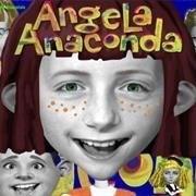 Face - Angela Anaconda