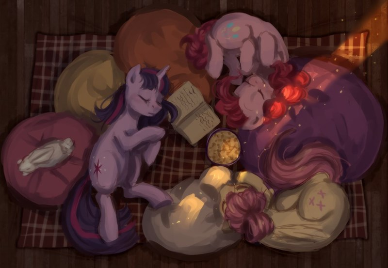 kaeru kwa angel twilight sparkle pinkie pie fluttershy - 9488190720