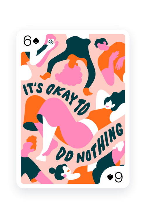 Font - 6 T'S OKAY TO NOTHING DO •9
