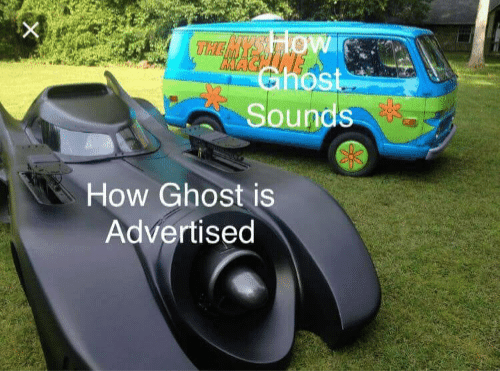 Motor vehicle - THE How MAG Ghost Sounds How Ghost is Advertised