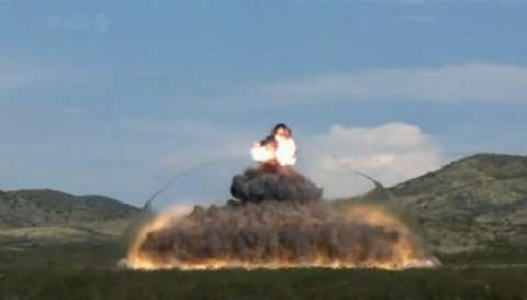 The best shockwave gifs from all over the internet, from bombs to gas explosions and everything in between
