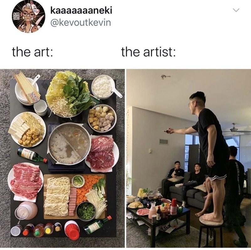 Dish - kaaaaaaaneki @kevoutkevin the art: the artist: