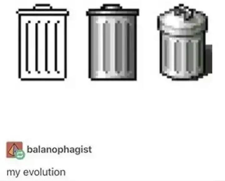 Cylinder - balanophagist my evolution